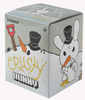 Crusty Dunny 3-Inch Vinyl Toy by Frank Kozik and Kidrobot