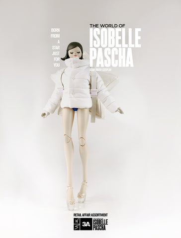 ISOBELLE STAR RIDER COSPLAY World of Isobelle Pascha