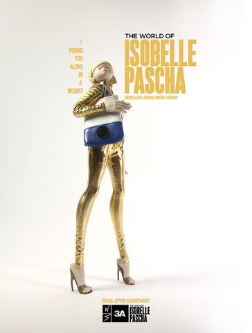 ISOBELLE BI Lingual Droid COSPLAY World of Isobelle Pascha