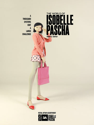 ISOBELLE WAMPI LA COSPLAY World of Isobelle Pascha