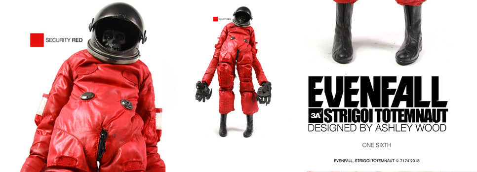 Evenfall Totemnaut Security Red ThreeA