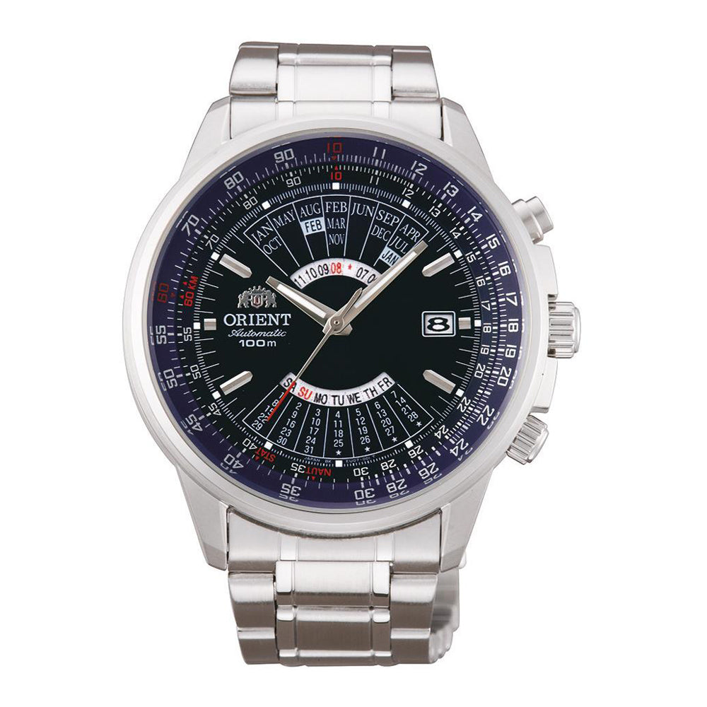 Orient Multi Year Calendar Automatic FEU07008DX Mens Watch
