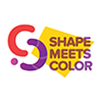SHAPE meets COLOR