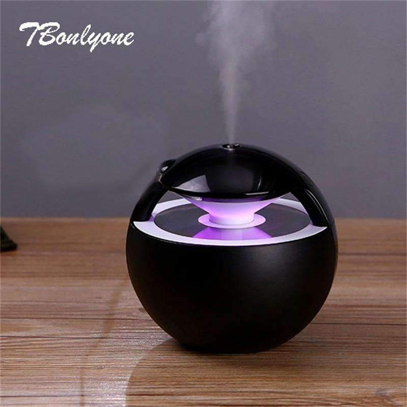 Air Humidifier - Essential Oil Diffuser for Aromatherapy SHAPE meets COLOR