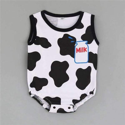 Awesome Cartoon Baby Rompers - Several Designs SHAPE meets COLOR Milk 3M