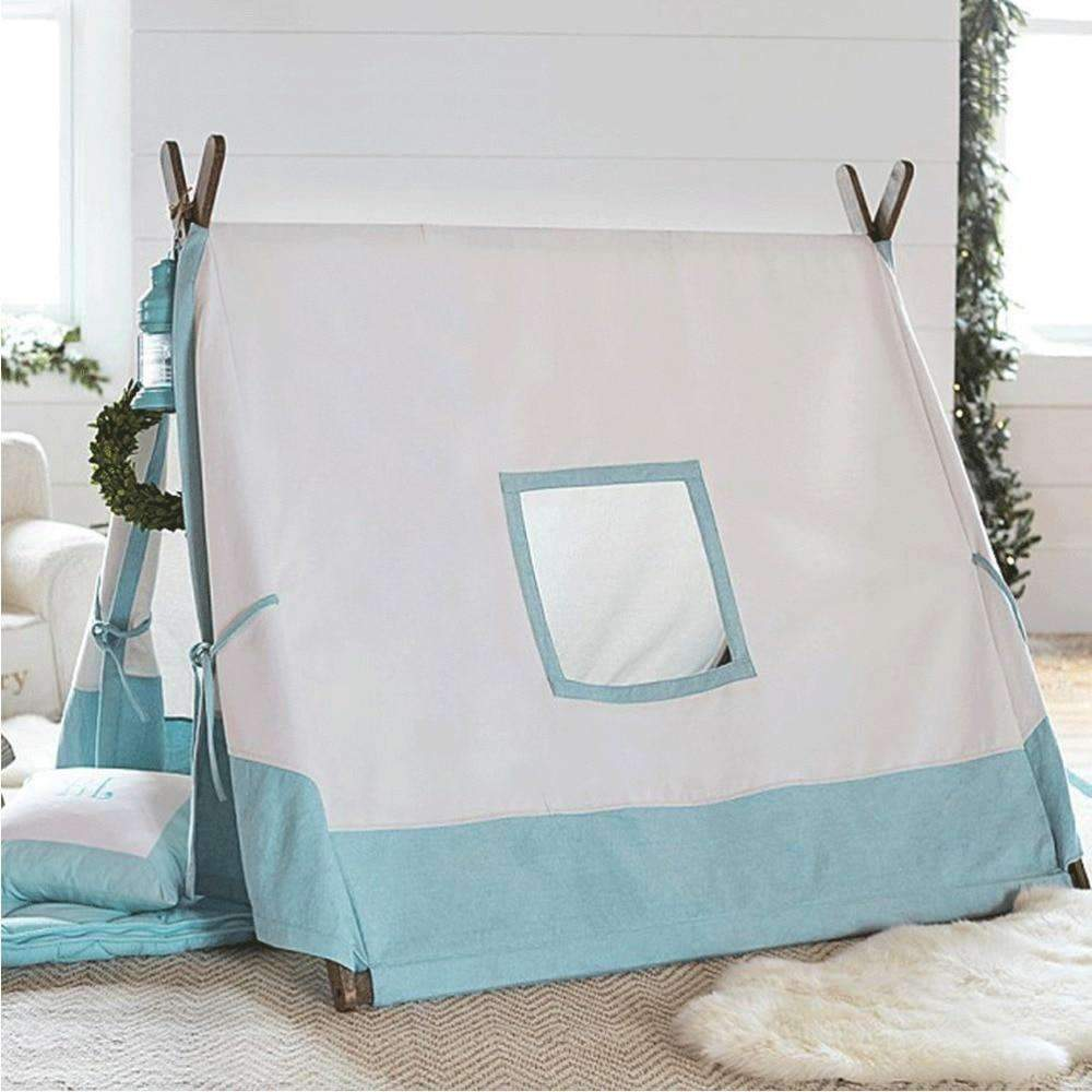 Children Play Tent for Indoors in 3 Colors SHAPE meets COLOR