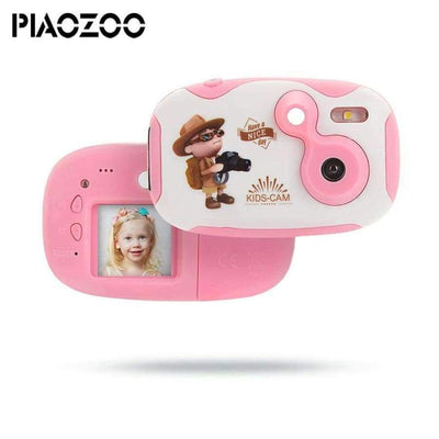 Children's Photo Camera With Neck Strap SHAPE meets COLOR