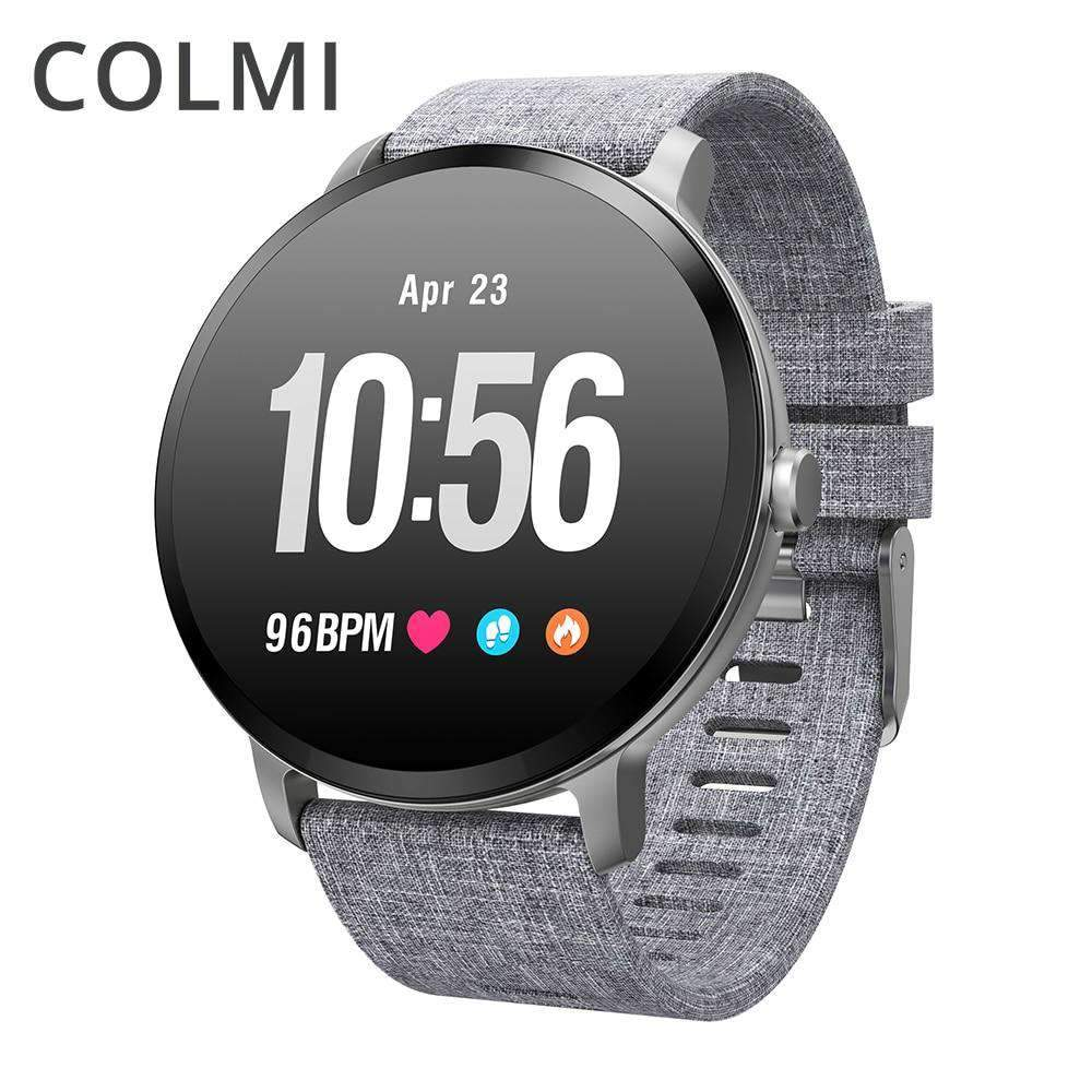 COLMI V11 Smartwatch Waterproof Tempered Glass SHAPE meets COLOR