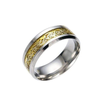 Dragon Empire Ring jewlery SHAPE meets COLOR 5 Gold