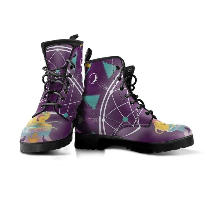 Free Spirit Women's Leather Boots Boots SHAPE meets COLOR