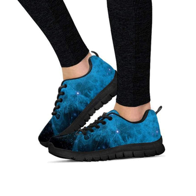 Galactic Nebula Women Sneakers Sneakers SHAPE meets COLOR