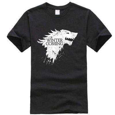 Game of Thrones Men T-Shirt SHAPE meets COLOR Black S
