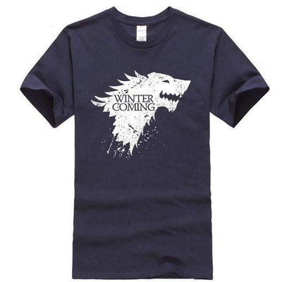 Game of Thrones Men T-Shirt SHAPE meets COLOR Navy S