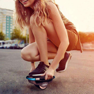 Hovershoes Electric Portable Skateboard SHAPE meets COLOR