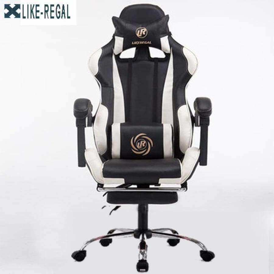 LIKE REGAL Gaming Chair - Best Price Offer - Many Colors Available SHAPE meets COLOR