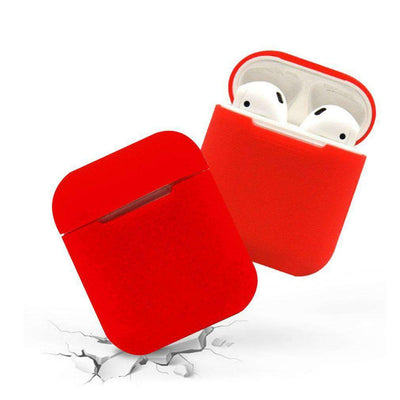 Soft Silicone Earphone Case for Apple Airpods SHAPE meets COLOR