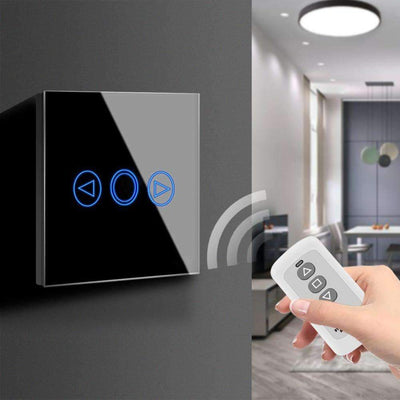 Touch Screen Sensor LED Light Switch SHAPE meets COLOR