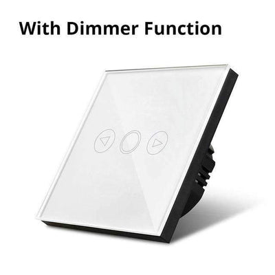 Touch Screen Sensor LED Light Switch SHAPE meets COLOR with dimmer 2