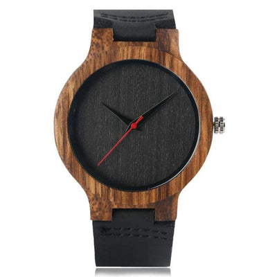 YISUYA Wooden Bamboo Men's Watch SHAPE meets COLOR
