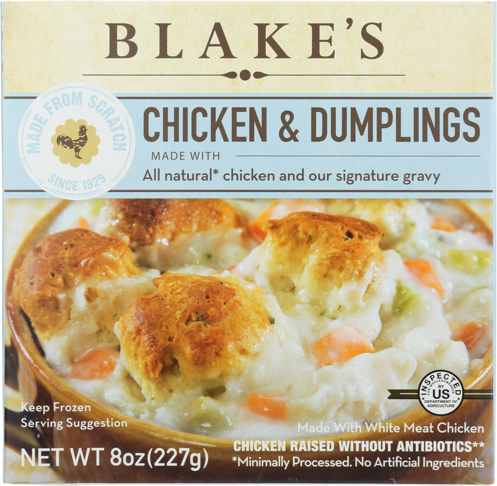 BLAKES: Chicken and Dumplings, 8 oz