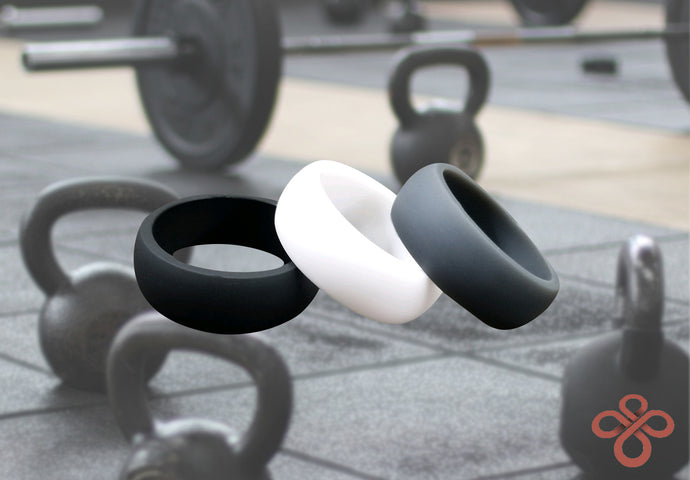 The Warrior Silicone Ring