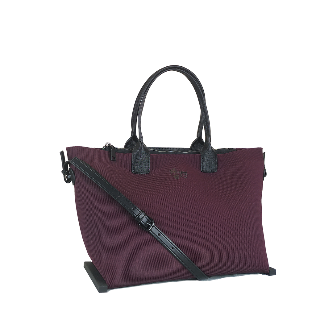 Fri bag unit color plum M