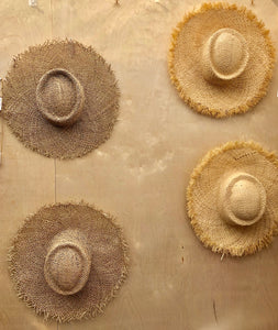ZULU straw hat