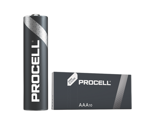 Duracell Procell LR03-AAA 1,5V - 10 stk