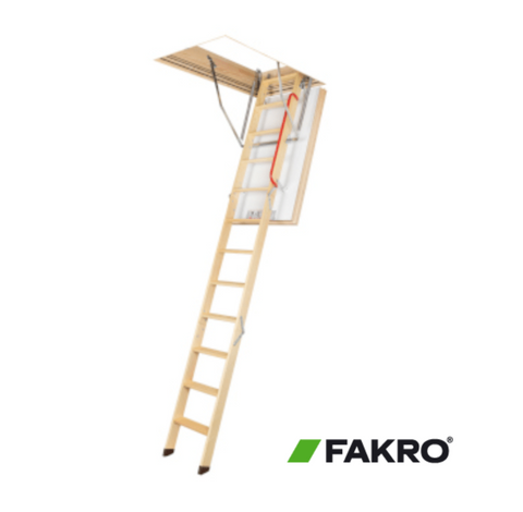FAKRO LWT SUPER Energy 80 loftrappe