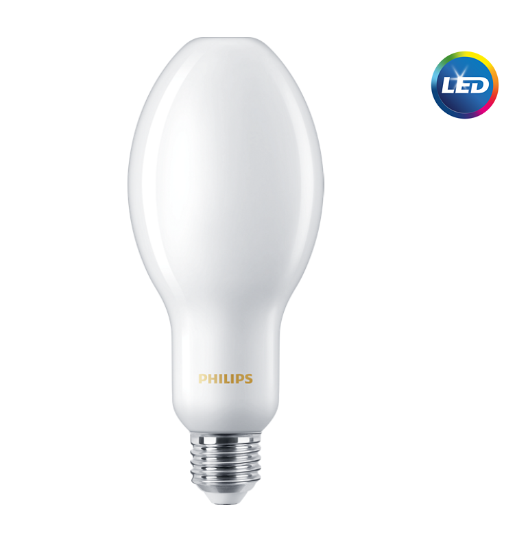 LED pære (3000 lm) 18W E27 Philips