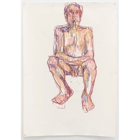 Untitled Male Figure