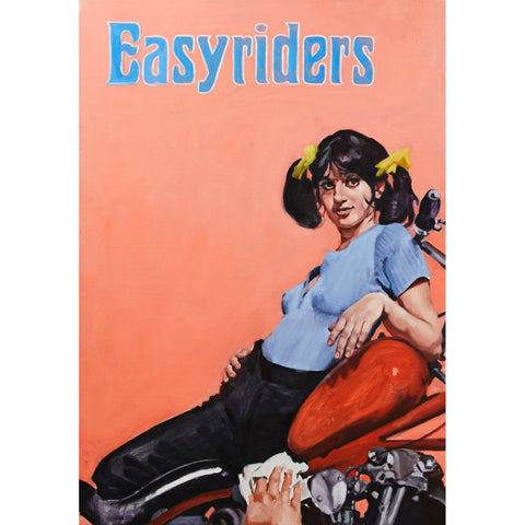 Easyriders #1 (Peach)