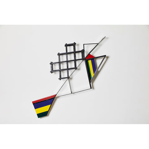 Speeding - Wall Sculpture