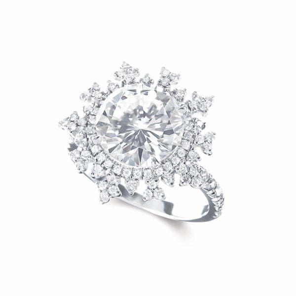 Tsarina Diamond Ring