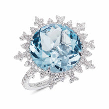 Load image into Gallery viewer, Tsarina Ice Flake Ring