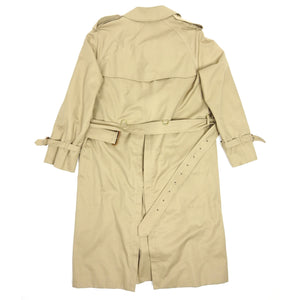 Burberrys Vintage Trench Coat Size 38R