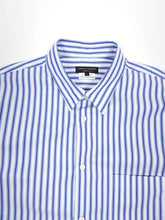 Load image into Gallery viewer, Comme Des Garcons AD2020 Stripe/Tartan Shirt Size Medium