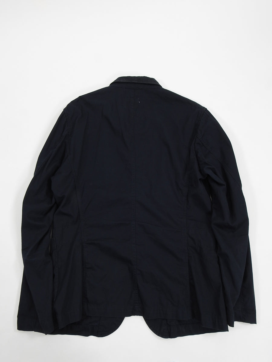 Engineered Garments Dark Navy Twill Bedford Jacket - M