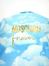 Load image into Gallery viewer, Moschino Forever Clouds Shirt Fits L/XL