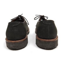 Load image into Gallery viewer, Alden Grey Suede Plain Toe Blucher Size 8