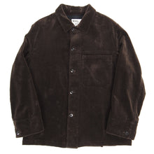 Load image into Gallery viewer, Margaret Howell MHL Corduroy Button Up Jacket Brown Medium