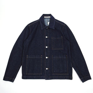 Norse Projects Tyge Denim Chore Jacket Medium