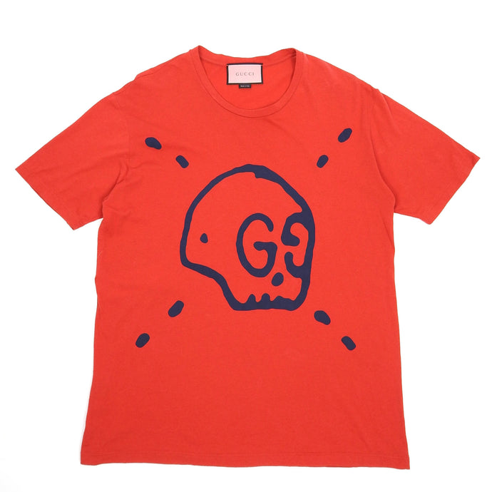 Gucci Ghost T-Shirt Red Small