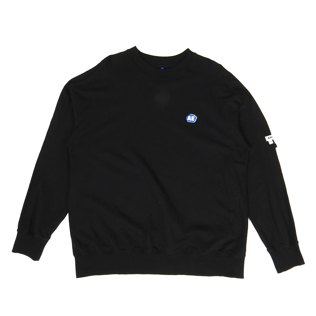 Ader Error Crewneck Sweater Black XL