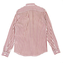 Load image into Gallery viewer,  AMI Striped Shirt Red/White Size 38