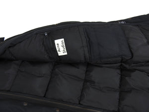 Acne Studios AW16 Halifax Down Filled Coat Black Size 48