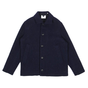 Albam Wool Jacket Navy Medium