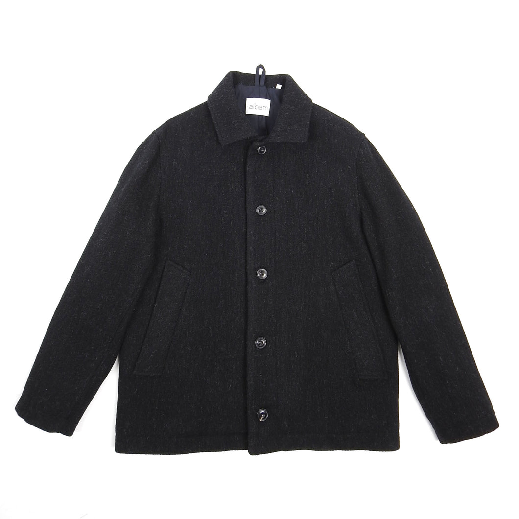 Albam Wool Jacket Black Large