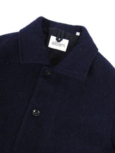 Load image into Gallery viewer, Albam Wool Jacket Navy Medium
