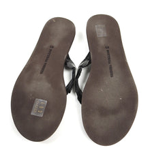 Load image into Gallery viewer, Bottega Venetta Crocodile Flip Flop Brown Size 41